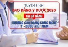 Học phí cao đẳng dược Đà Nẵng năm 2020