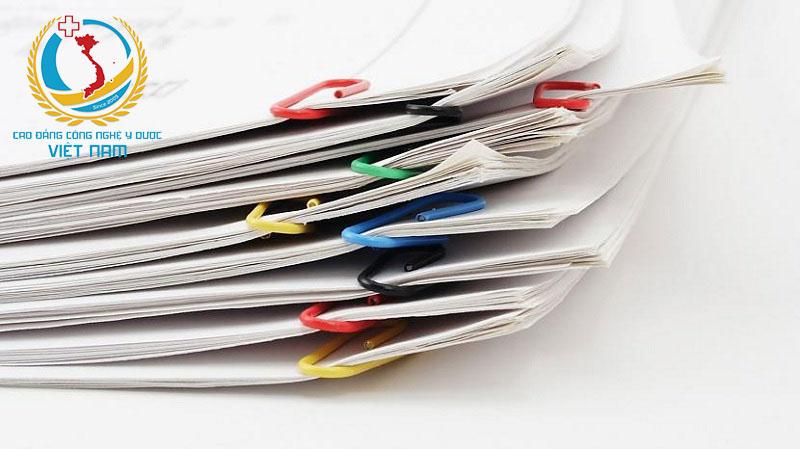 Văn bằng 2 cao đẳng Dược tại Đà Nẵng cần những giấy tờ gì?