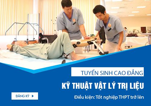 Thời gian học Cao đẳng Kỹ thuật Vật lý trị liệu và Phục hồi chức năng Đà Nẵng