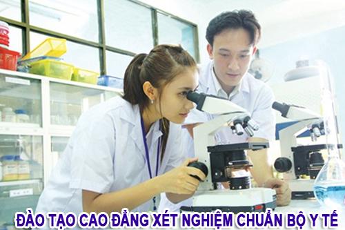 Thời gian học Cao đẳng Xét nghiệm Y học Đà Nẵng bao lâu, học những gì?