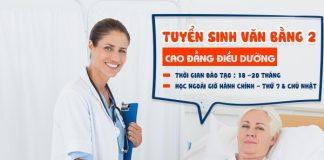 Hồ sơ xét tuyển văn bằng 2 Cao đẳng Điều dưỡng Đà Nẵng