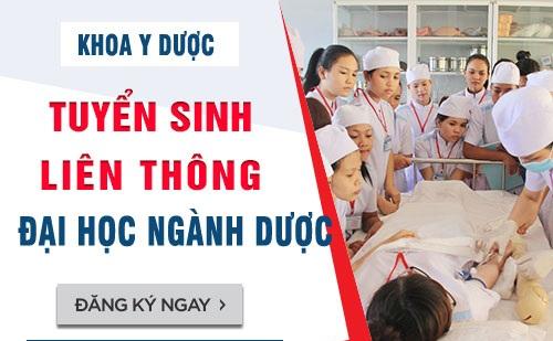Học phí liên thông Đại học Dược tại Đà Nẵng hiện nay bao nhiêu?