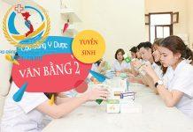 Học phí văn bằng 2 Cao đẳng Dược tại Đà Nẵng