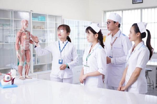Phiếu đăng ký xét tuyển Cao đẳng Điều dưỡng chính quy 2020
