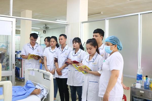 Thời gian đăng ký học Cao đẳng Điều dưỡng chính quy 2020