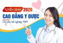 Thời gian xét tuyển Cao đẳng Dược chính quy 2020