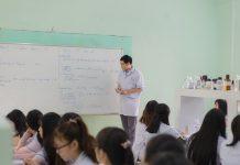 Thông báo tuyển sinh cao đẳng dược bằng học bạ THPT