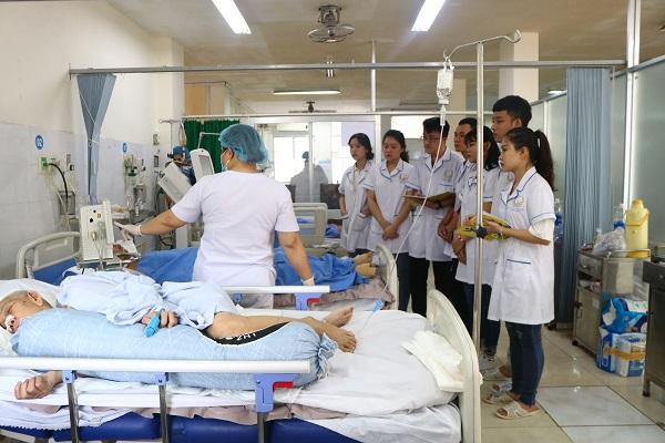 Xét tuyển Cao đẳng Điều dưỡng tại Đà Nẵng năm 2020