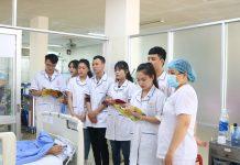 Tuyển sinh Cao đẳng Điều dưỡng chính quy 2020 theo hình thức xét tuyển
